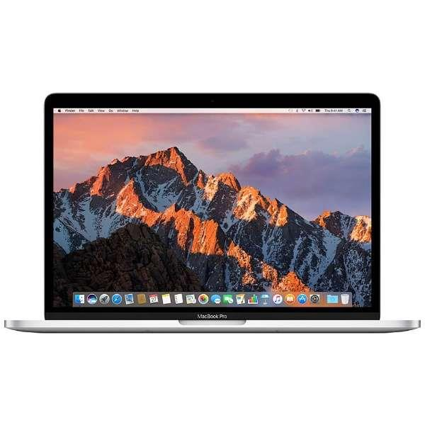 【アウトレット品】MacBook Pro 15インチ 2.8GHz Touch Bar搭載モデル シルバー CTOモデル(ベースモデル MPTU2J/A)