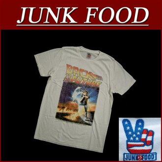 ay021 品牌新垃圾食品美国从回来到未来短袖 T 衬衫男装背到未来垃圾食品 t 恤衫毒瘾作在美国