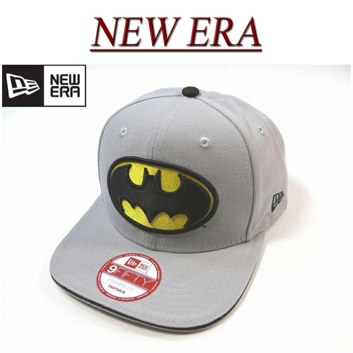 aa731 新品 NEW ERA 9FIFTY バットマン シンボルロゴ スナップバック キャップ メンズ ニューエラ WORD BACK BATMAN SNAPBACK CAP アメカジ 【smtb-kd】