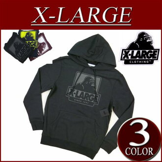 aa831新货X-LARGE OG GO-RILLA PULLOVER HOODIE原始物大猩猩背后起毛套衫运动衫Parker人糖果舵特大号食物拉Parker XLARGE