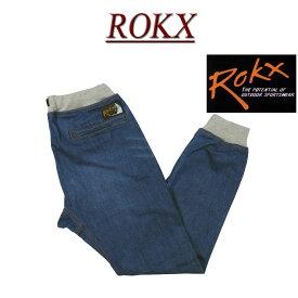 【5サイズ】 ry111 新品 ROKX ロックス COTTONWOOD DENIM PANT アンティーク加工 コットンウッド デニムパンツ クライミングパンツ RXMS6101 RXMF6203 メンズ アメカジ アスレチックパンツ ATHLETIC PANTS アウトドア