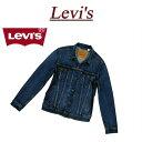 【2/19再入荷! 2020春 6サイズ】 af281 新品 Levis USライン サードタイプ アンティーク加工 デニムジャケット メンズ…