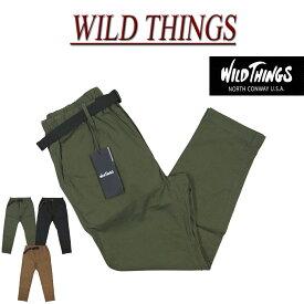 【4サイズ】 gm551 新品 WILD THINGS RIP STOP STRETCH THINGS PANTS リップストップ ストレッチ シングスパンツ WT18126AD メンズ ワイルドシングス クライミングパンツ 【smtb-kd】