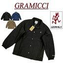 【20%off 3色4サイズ】 gm661 新品 GRAMICCI グラミチ SHELL COACHES JACKET ラグランスリーブ ナイロン コーチジャケ…
