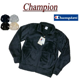 【20%off 4色3サイズ】 jc033 新品 Champion ワンポイント刺繍 シェルパフリース ジップジャケット C3-L616 メンズ チャンピオン ジップアップ ボアフリース フリースジャケット BASIC ベーシック