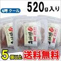 紀州南高梅つぶれ梅【塩分6%】(520g)