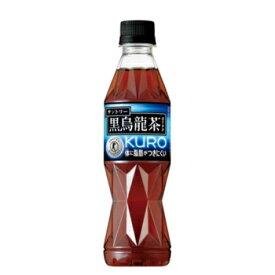 サントリー 黒烏龍茶  350ml×24本 PET 烏龍茶 中国茶 ウーロン茶 特定保健用食品 送料無料