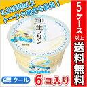 トーラク 生プリン 塩バニラ【85g×6コ】1箱【クール便】