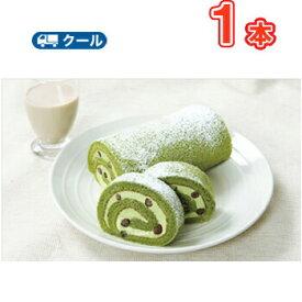 期間限定!!白バラロール 抹茶/クール便ロールケーキ/鳥取スイーツ