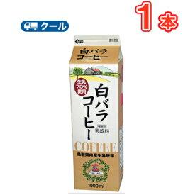 白バラコーヒー【1000ml×1本】 クール便/