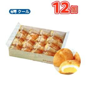 白バラ シュークリームセット 12個入(クール便)大山乳業農業協同組合 シュークリーム 洋菓子 スイーツ