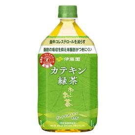 伊藤園 2つの働き カテキン緑茶 500 /1L ×12本入 PET〔二つの働き 脂肪の吸収を抑える 血中コレステロールを減らす 緑茶 お茶 とくほ コレストロール 特定保健用食品 トクホ〕 PET 1ケース単位で送料無料