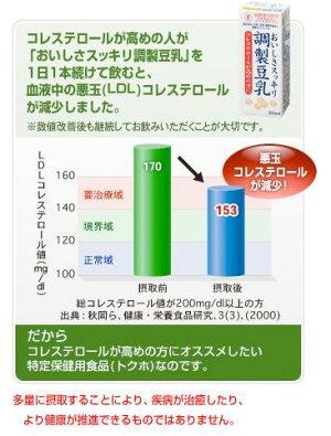 ソヤファームおいしさスッキリきな粉豆乳飲料【200ml】×24本