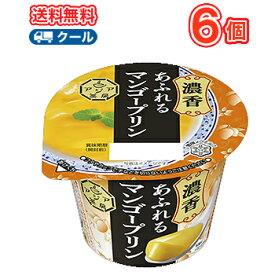 雪印 メグミルク アジア茶房 マンゴープリン140g×6コ 【クール便】送料無料 マンゴー デザート スイーツ 中華