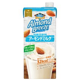 アーモンドブリーズ 砂糖不使用1L×6本/送料無料 業務用 1,000ml