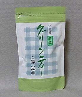 特輯綠茶200g袋