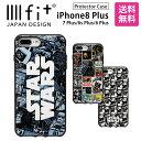IIIIfit イーフィット STAR WARS iPhone8 Plus iPhone7 PLus 5.5インチモデル対応 プ...