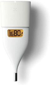 オムロン 婦人用電子体温計 ホワイト