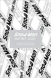 Snow Man ASIA TOUR 2D.2D. (DVD4枚組)(初回盤DVD)