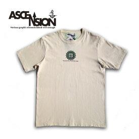 ASCENSION(アセンション)曼荼羅 タイダイ TEEシャツ[ HARMONY/BMF ]メンズ(mens)・レディース(ladys)・Tシャツ(T-shirt) アウトドア(outdoor)・野外フェス・タイダイ・TIE-DYE・jazz as-592