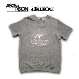 5d5a1d6e ASCENSION(アセンション)「Life is a journey」 JUICE 16th annyversary VINTAGE Short  sleeve