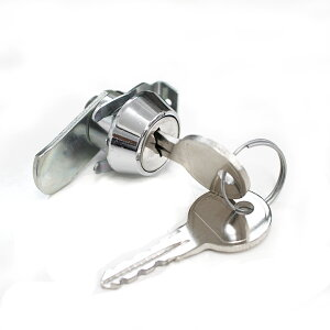 【ポスト用】【交換用シリンダー錠】 「PENNE STEELY(スティーリー)専用シリンダー錠 (鍵2枚付属)」