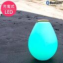 【送料無料】「スマートアンドグリーン (Smart & Green) 充電式LEDガーデンライト ベッセル2S(Vessel2S) Bluetoot…