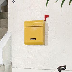【ダイヤルロック】【郵便ポスト】【壁掛けタイプ】「アートワークスタジオ(ARTWORKSTUDIO) Mail box 2」