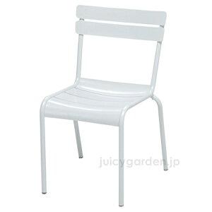 【チェア】【イス】【椅子】 西海岸スタイル ヨーロッパで生まれた軽量なガーデンチェアFermob ルクセンブールチェア屋外対応! 【フェルモブ】【ファニチャー】【ガーデン】【庭】【送料