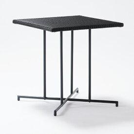 【パティオプティ】【人工ラタン】【エクステリア】「MA-ダイニングテーブル 2人掛け」
