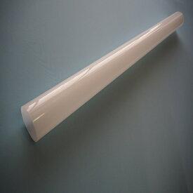 アクリル乳半パイプ 外径200mm肉厚3mm全長1m