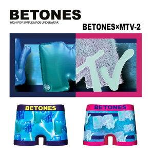 BETONESビトーンズBETONES×MTV2アンダーウェアボクサーパンツ下着メンズ
