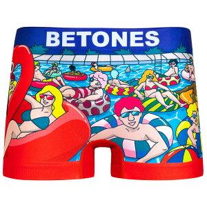 BETONESビトーンズPUKAアンダーウェアボクサーパンツ下着メンズ