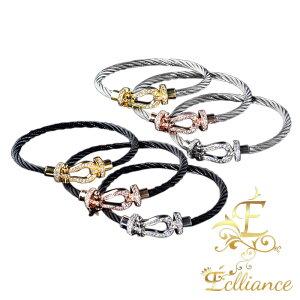 Eclliance エクリアンス Horse's hoof bracelete ブレスレット バングル ホース 馬蹄 蹄 馬 メンズ レディース ブランド