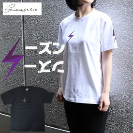 Gioco serio ジョーコセーリオ レーズン プリント 半袖 Tシャツ S M L LL レディース