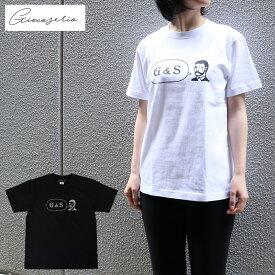 Gioco serio ジョーコセーリオ G & S プリント 半袖 Tシャツ S M L LL レディース