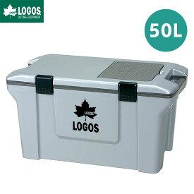 LOGOS ロゴス アウトドア アクションクーラー 50L クーラーボックス グレー