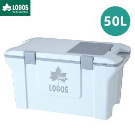 LOGOS ロゴス アウトドア アクションクーラー 50L クーラーボックス ホワイト