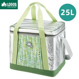 LOGOS ロゴス アウトドア insul10 ソフトクーラー 25L クーラーボックス 保冷 ランチバッグ お弁当袋 バッグ 手提げ