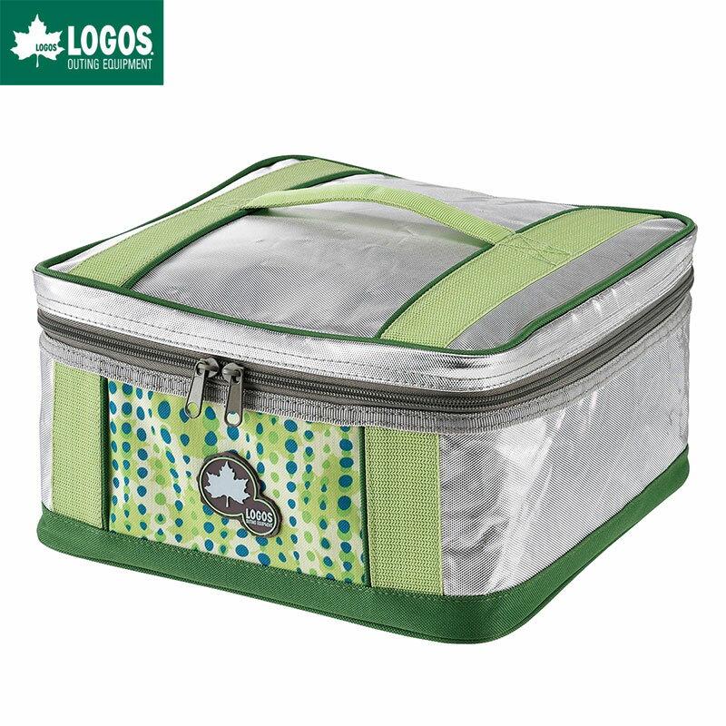 LOGOS ロゴス アウトドア insul10 ピザクーラー&ウォーマー クーラーボックス 7L 保冷 ランチバッグ お弁当袋 バッグ