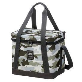 LOGOS ロゴス アウトドア デザインクーラー クーラーボックス 15L カモフラ 迷彩 保冷 ランチバッグ お弁当袋 バッグ 手提げ