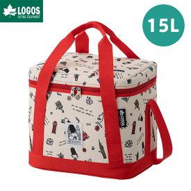 LOGOS ロゴス アウトドア HELLO KITTY ハローキティ ソフトクーラー 15L クーラーボックス 保冷 ランチバッグ お弁当袋 バッグ 手提げ