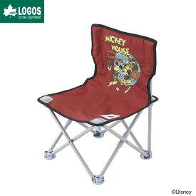 LOGOS ロゴス ディズニー タイニー チェア ポケットプラス ヴィンテージ ミッキーマウス ミニーマウス 椅子