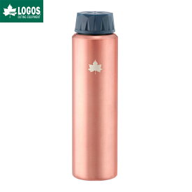 LOGOS ロゴス アウトドア 携帯オアシス スピナー ボトル 水筒 ミラーピンク