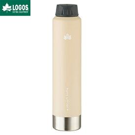 LOGOS ロゴス アウトドア 携帯オアシス 真空ロングスピナー ボトル ヴィンテージアイボリー