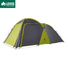LOGOS ロゴス テント キャンプ ツールーム型 5人用 大型 ROSY ドゥーブルXL-BJ 防水 難燃 簡単
