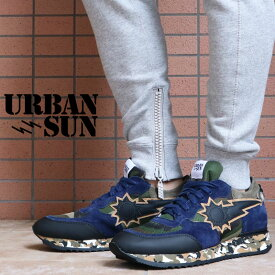 URBAN SUN アーバンサン スニーカー jean ja 031 日本限定モデル 国内正規品 メンズ