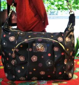 CLATHAS「クレイサス、ショルダーベルト付きハンドバッグ」/希少/軽くて持ちやすいバッグ