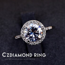 リング 指輪 レディース ギフト おしゃれ 上品 人気 ゴージャス カワイイ ダイヤCZ 記念日 自分へのご褒美 結婚式 パーティー カジュアル 大人可愛い 女性 ジュエリー アクセサリー ジュジュルナ jujuluna