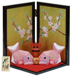 愛媛 伊予一刀彫 縁起物 寿慶 正月飾り 祝い人形 祝い鯛 おしゃれ